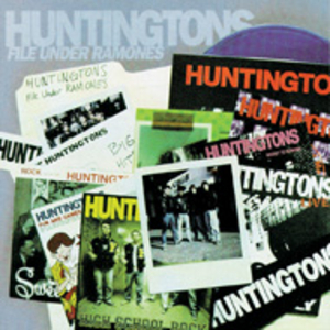The Huntingtons - File Under Ramones