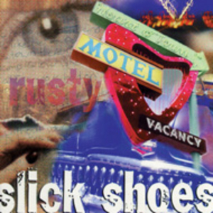 Slick Shoes - Rusty