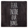 The Almost - Fear Inside Our Bones